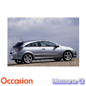Opel Astra GTCmacourse